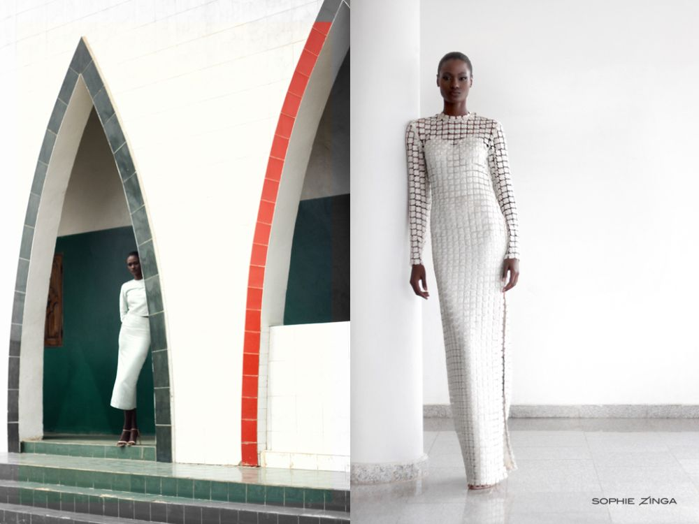 Sophie Zinga SS15 Campaign - Bellanaija - January2015004