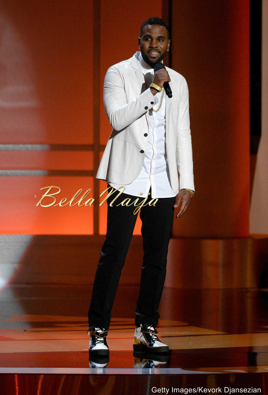 Usher 2015 Grammys
