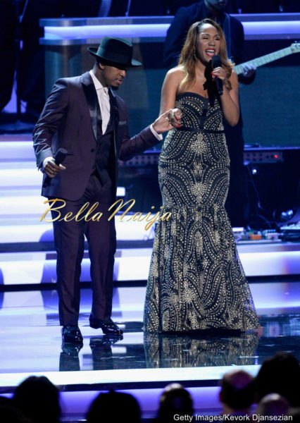Ne-Yo & Aisha Morris