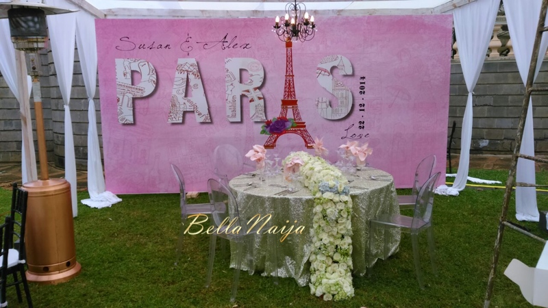 Susan & Alex's Parisian Themed Outdoor Kenyan Wedding | Infinite Planners | BellaNaija February 2015 030