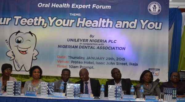 The Oral Health Expert Forum - BellaNaija - February2015002