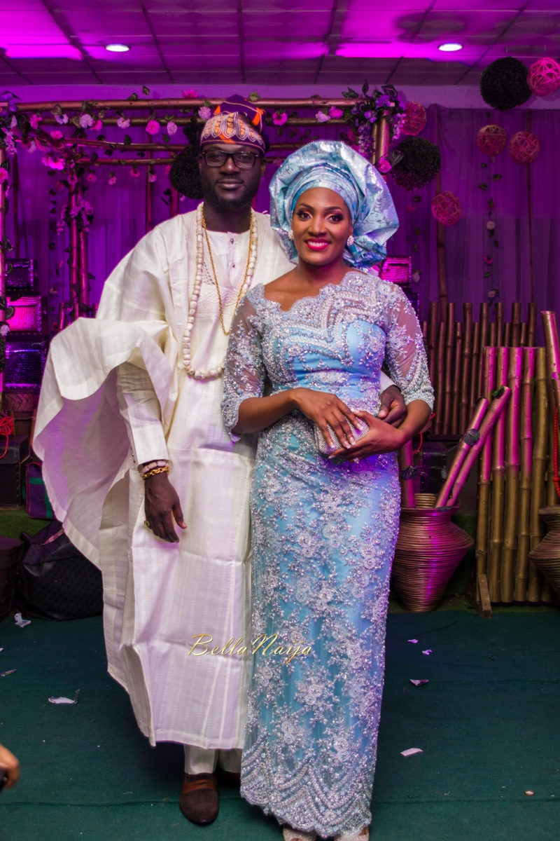#TheBlacks2014 - Bunmi & Kehinde - Yoruba Wedding in Lagos, Nigeria - BellaNaija Weddings.IMG_8098