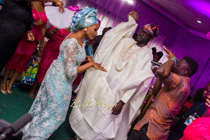 #TheBlacks2014 - Bunmi & Kehinde - Yoruba Wedding in Lagos, Nigeria - BellaNaija Weddings.IMG_8131