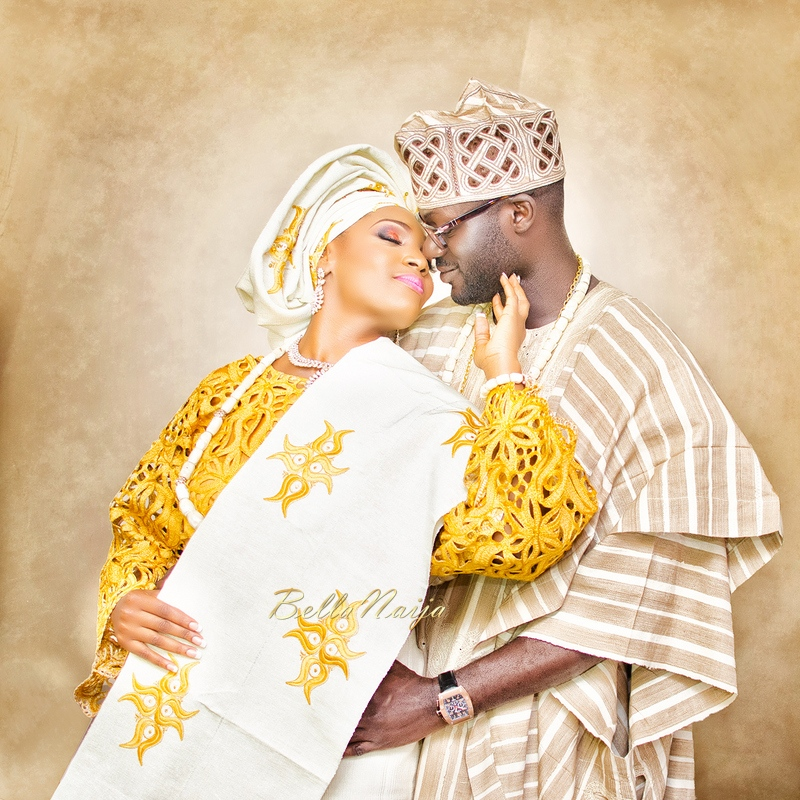 #TheBlacks2014 - Bunmi & Kehinde - Yoruba Wedding in Lagos, Nigeria - BellaNaija Weddings.image (1)