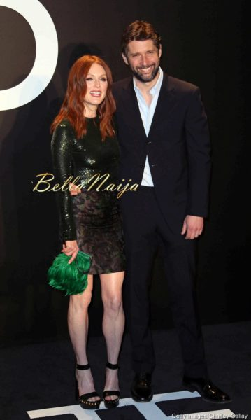 Julianne Moore & Bart Freundlich