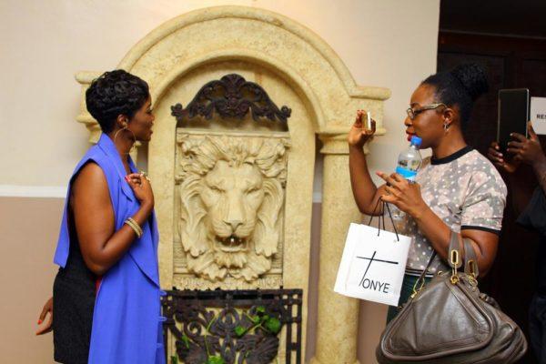 Tonye & Lateefa Adesanya