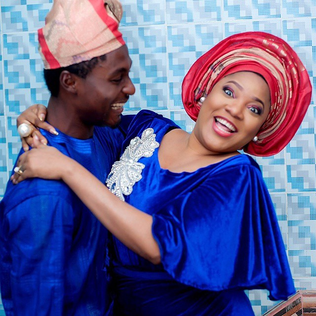 Toyin Abraham and Ex Husband Adeniyi Johnson trade words on social media over divorce proceedings