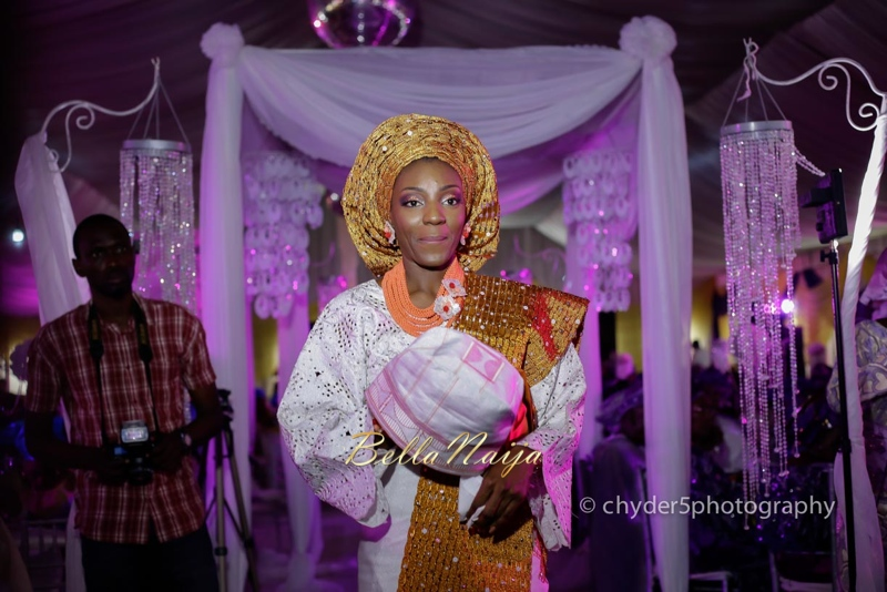 Toyin & Pastor Poju Oyemade | BellaNaija Weddings February 2015 | Yoruba Wedding in Lagos, Nigeria.TheOyemade's0014