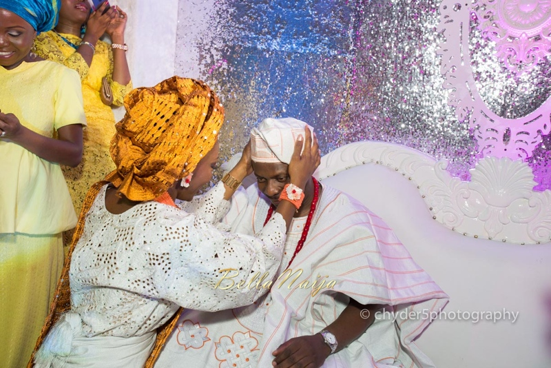 Toyin & Pastor Poju Oyemade | BellaNaija Weddings February 2015 | Yoruba Wedding in Lagos, Nigeria.TheOyemade's0016