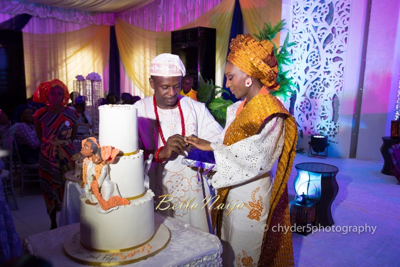 Toyin & Pastor Poju Oyemade | BellaNaija Weddings February 2015 | Yoruba Wedding in Lagos, Nigeria.TheOyemade's0019