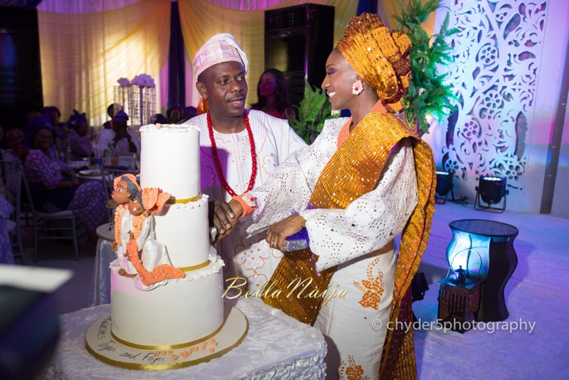 Toyin & Pastor Poju Oyemade | BellaNaija Weddings February 2015 | Yoruba Wedding in Lagos, Nigeria.TheOyemade's0020