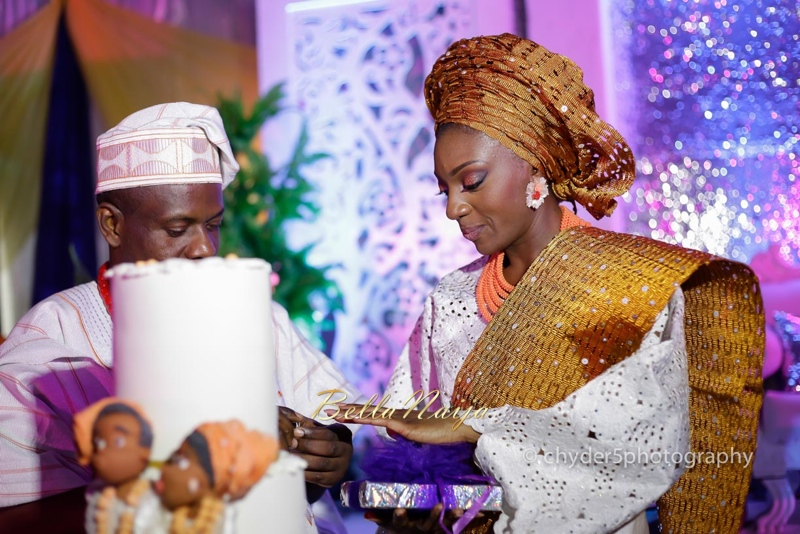 Toyin & Pastor Poju Oyemade | BellaNaija Weddings February 2015 | Yoruba Wedding in Lagos, Nigeria.TheOyemade's0021