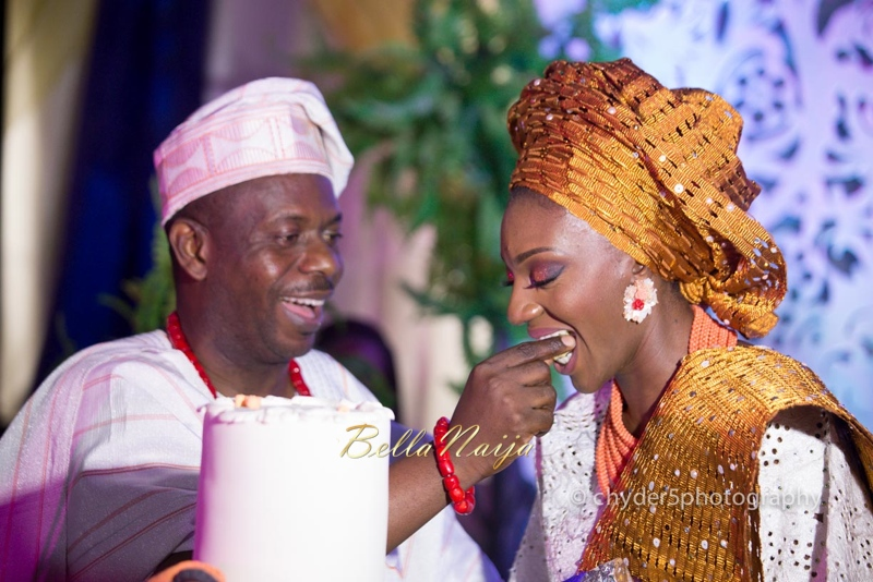 Toyin & Pastor Poju Oyemade | BellaNaija Weddings February 2015 | Yoruba Wedding in Lagos, Nigeria.TheOyemade's0023