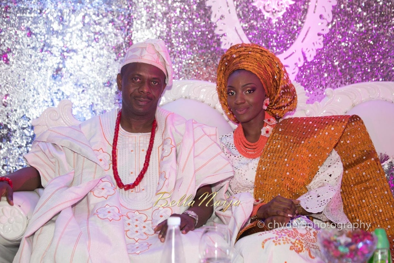 Toyin & Pastor Poju Oyemade | BellaNaija Weddings February 2015 | Yoruba Wedding in Lagos, Nigeria.TheOyemade's0024