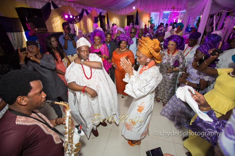 Toyin & Pastor Poju Oyemade | BellaNaija Weddings February 2015 | Yoruba Wedding in Lagos, Nigeria.TheOyemade's0026