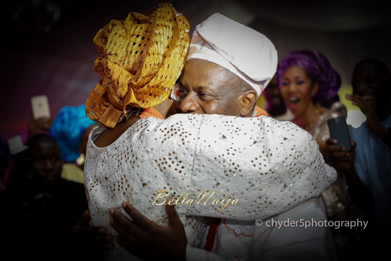 Toyin & Pastor Poju Oyemade | BellaNaija Weddings February 2015 | Yoruba Wedding in Lagos, Nigeria.TheOyemade's0027