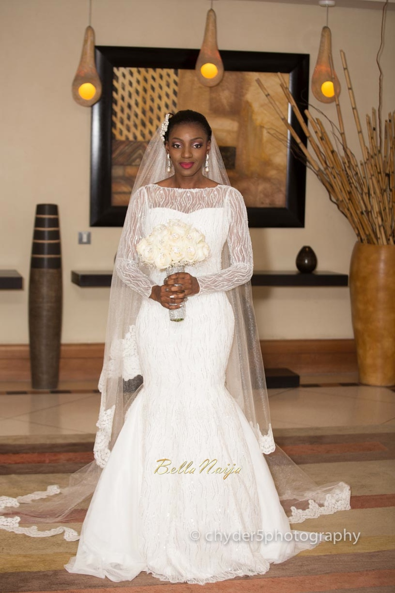 Toyin & Pastor Poju Oyemade | BellaNaija Weddings February 2015 | Yoruba Wedding in Lagos, Nigeria.TheOyemade's0030