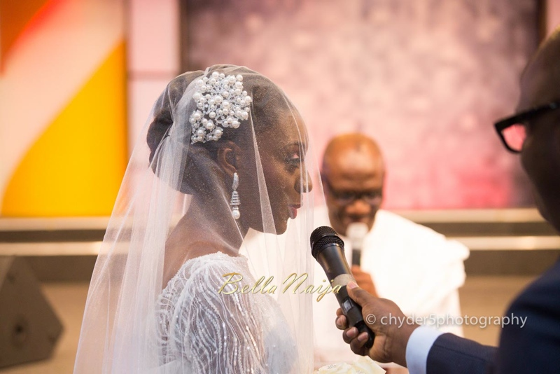 Toyin & Pastor Poju Oyemade | BellaNaija Weddings February 2015 | Yoruba Wedding in Lagos, Nigeria.TheOyemade's0047