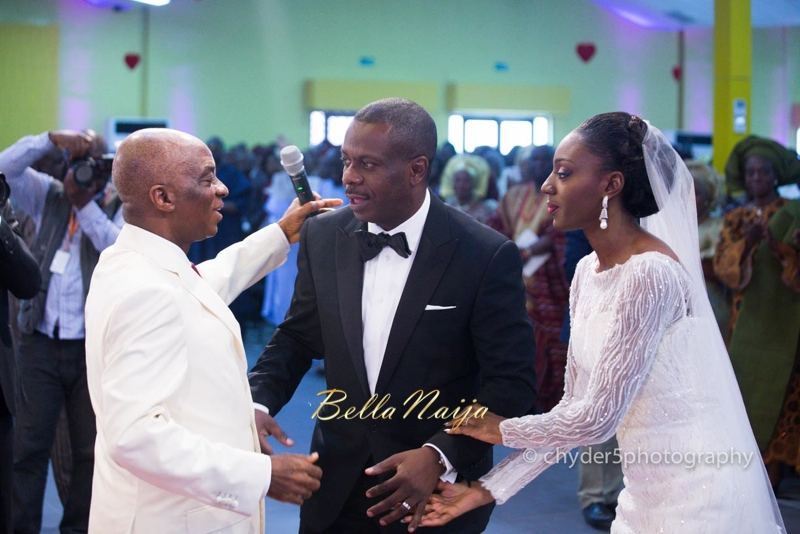 Toyin & Pastor Poju Oyemade | BellaNaija Weddings February 2015 | Yoruba Wedding in Lagos, Nigeria.TheOyemade's0071