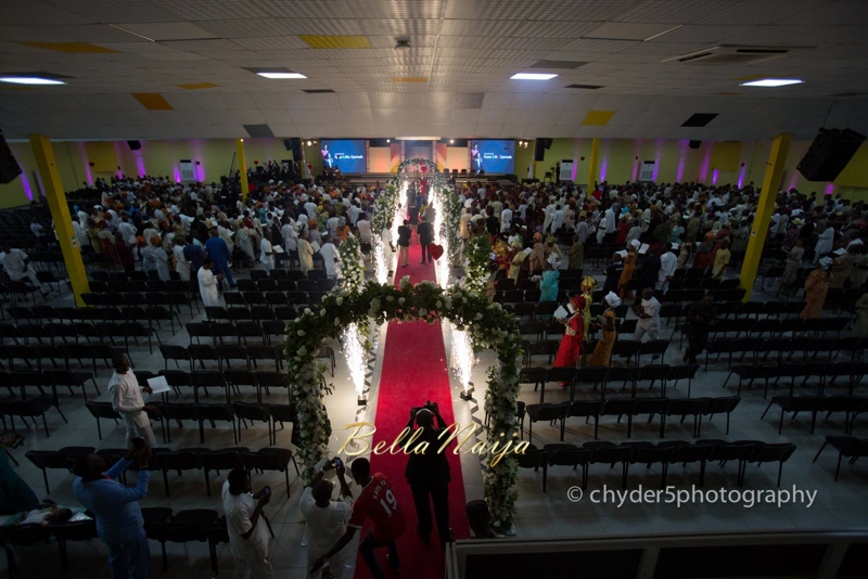 Toyin & Pastor Poju Oyemade | BellaNaija Weddings February 2015 | Yoruba Wedding in Lagos, Nigeria.TheOyemade's0073