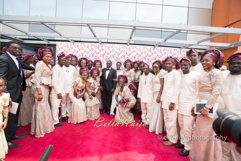 Toyin & Pastor Poju Oyemade | BellaNaija Weddings February 2015 | Yoruba Wedding in Lagos, Nigeria.TheOyemade's0079