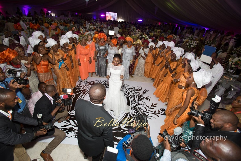 Toyin & Pastor Poju Oyemade | BellaNaija Weddings February 2015 | Yoruba Wedding in Lagos, Nigeria.TheOyemade's0095