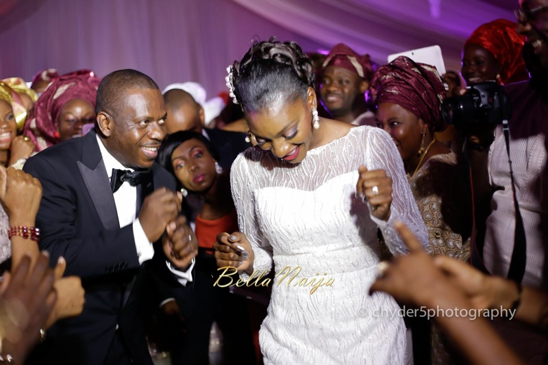 Toyin & Pastor Poju Oyemade | BellaNaija Weddings February 2015 | Yoruba Wedding in Lagos, Nigeria.TheOyemade's0096