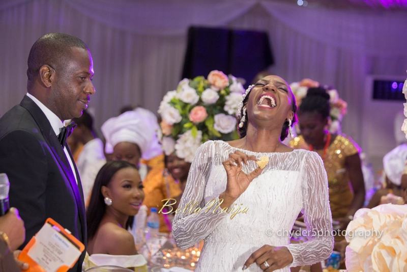 Toyin & Pastor Poju Oyemade | BellaNaija Weddings February 2015 | Yoruba Wedding in Lagos, Nigeria.TheOyemade's0101