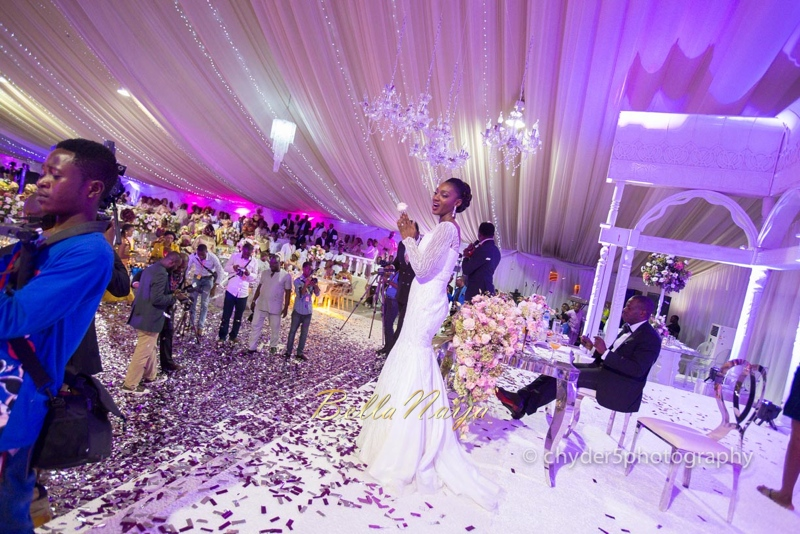 Toyin & Pastor Poju Oyemade | BellaNaija Weddings February 2015 | Yoruba Wedding in Lagos, Nigeria.TheOyemade's0111