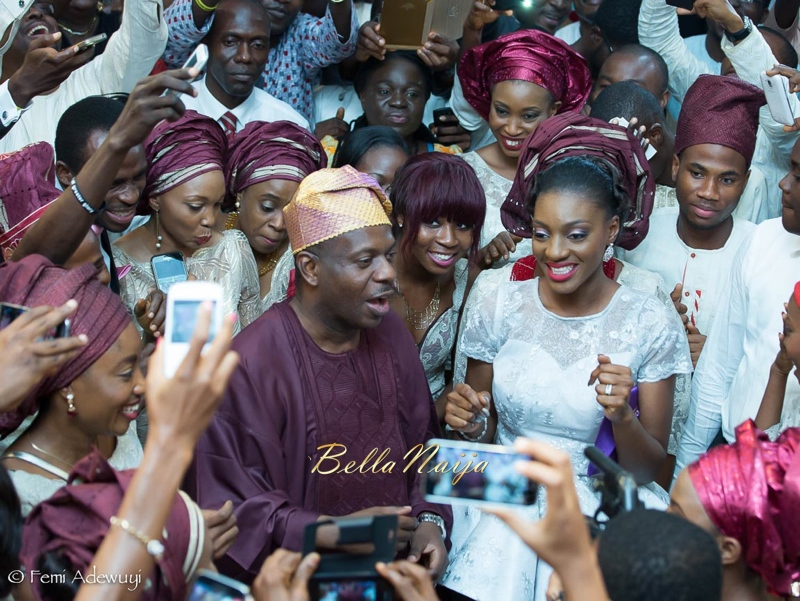 Toyin & Pastor Poju Oyemade | BellaNaija Weddings February 2015 | Yoruba Wedding in Lagos, Nigeria.TheOyemade's0113