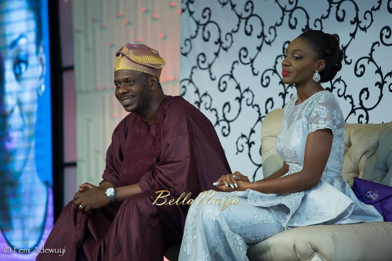 Toyin & Pastor Poju Oyemade | BellaNaija Weddings February 2015 | Yoruba Wedding in Lagos, Nigeria.TheOyemade's0114