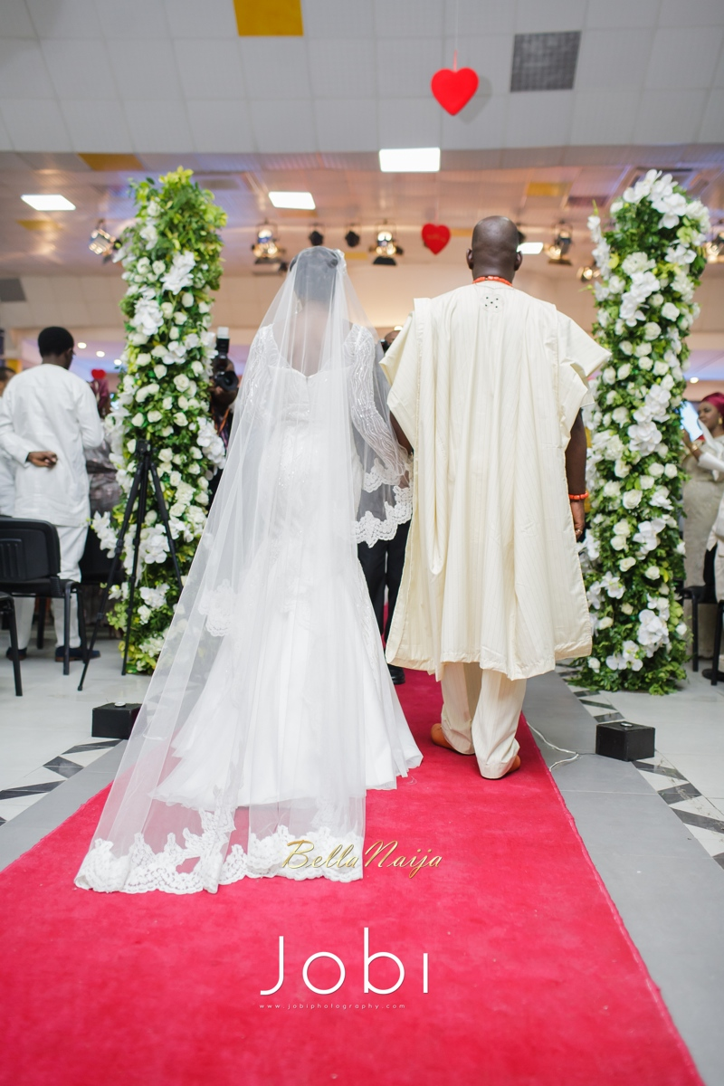 Toyin & Pastor Poju Oyemade | BellaNaija Weddings February 2015 | Yoruba Wedding in Lagos, Nigeria._MG_0061