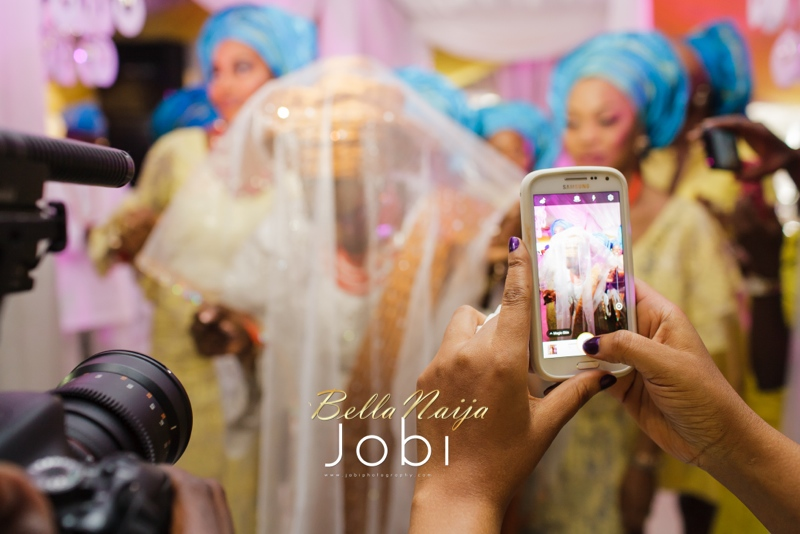 Toyin & Pastor Poju Oyemade | BellaNaija Weddings February 2015 | Yoruba Wedding in Lagos, Nigeria._MG_0223