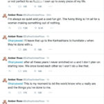 Tweets with replies by Amber Rose   DaRealAmberRose    Twitter copy