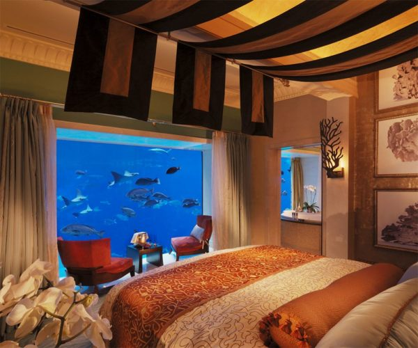 Underwater-suites, Atlantis the palm (1)