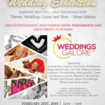 Weddings Galore Exhibition - BellaNaija - February 2015