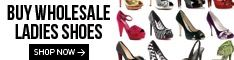 Wholesale Ladies Shoes Ad on BN