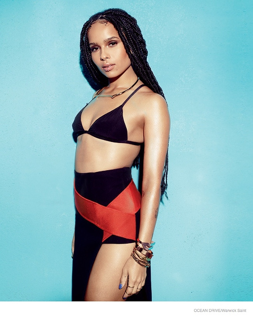 Zoe Kravitz for Ocean Drive - BellaNaija - February 2015003