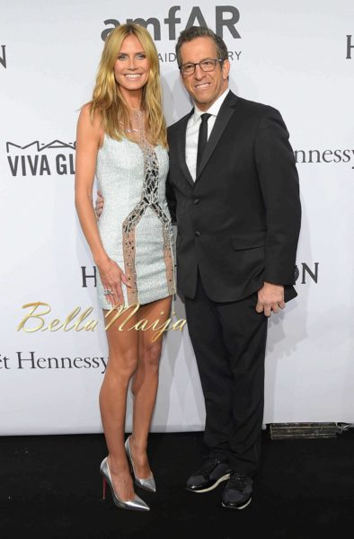 Heidi Klum & Kenneth Cole