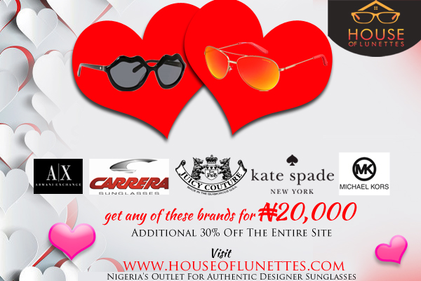 fd8f8b61d2252b House of Lunettes, Nigeria s outlet for authentic designer sunglasses, is  giving away a pair of Dolce   Gabbana Sunglasses valued at over ₦60,000 to  one ...