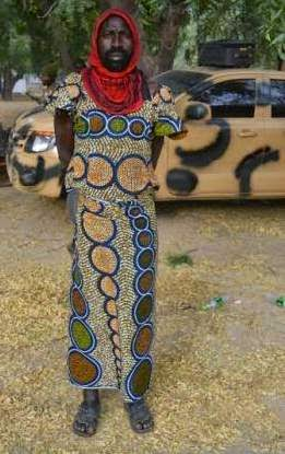boko woman