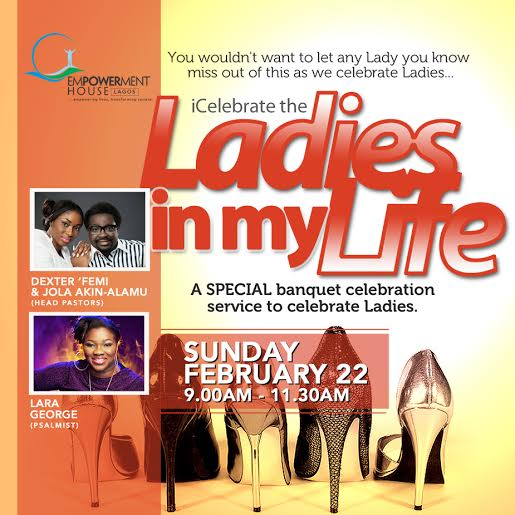 iCelebrate the Ladies in My Life - BellaNaija - February 2015