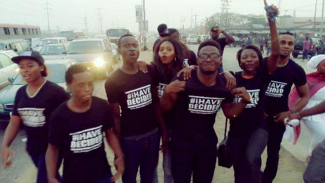 iHaveDecided march for Buhari - Bellanaija - February2015003