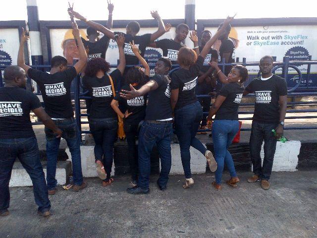iHaveDecided march for Buhari - Bellanaija - February2015014