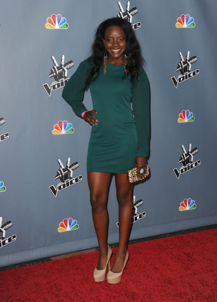 "Screening Of NBC's ""The Voice"" Season 4 - Arrivals"