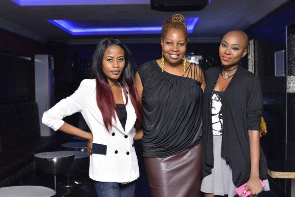 2 Ngozi  Omambala, Daala (Hip Tv) & guest LR