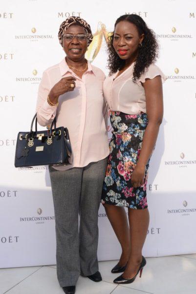 Lateefah Adesanya & Mum