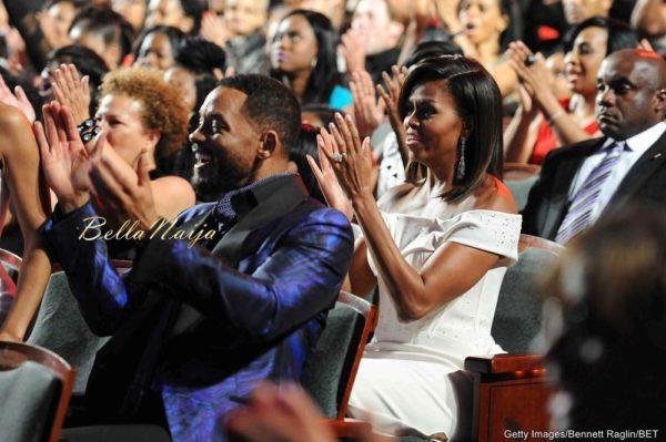 Will Smith, Michelle Obama