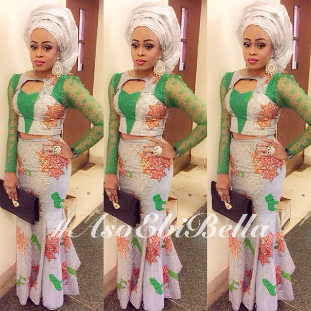 @koffizle, outfit by @toreladesignz, makeup and gele by @bimsfix