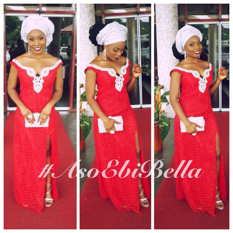 @myrealnameisgold, dress by @beccaneedlesnstitches, Makeup & gele by @beautybyvon_1
